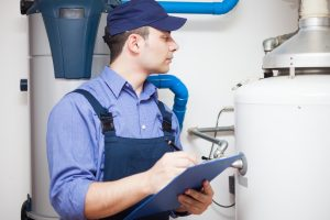 service en onderhoud aan de cv ketel